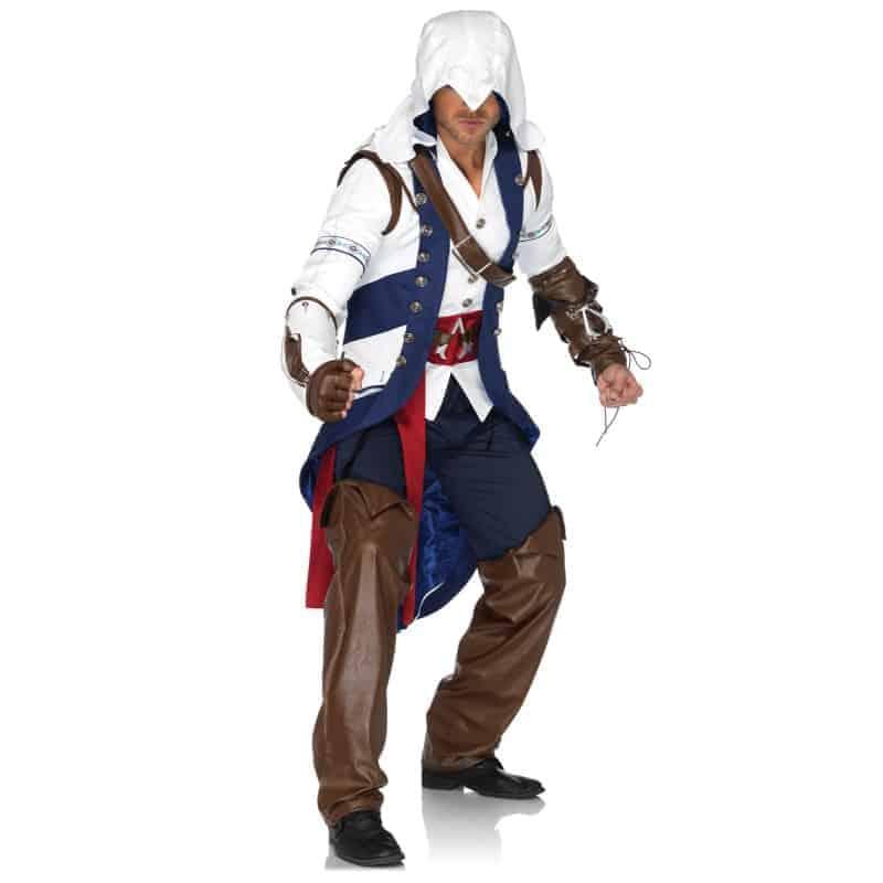Connor Kenway Halloween Costume