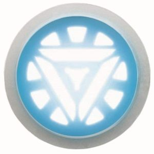 Iron Man 3 Arc Reactor Glow Accessory