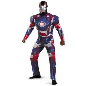 Iron Man 3 Patriot Adult Costume
