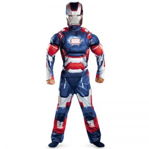 Iron Man 3 Patriot Kids Costume