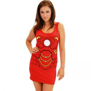 Iron Man Tank Dress