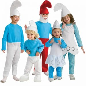 Smurf Costumes For Kids
