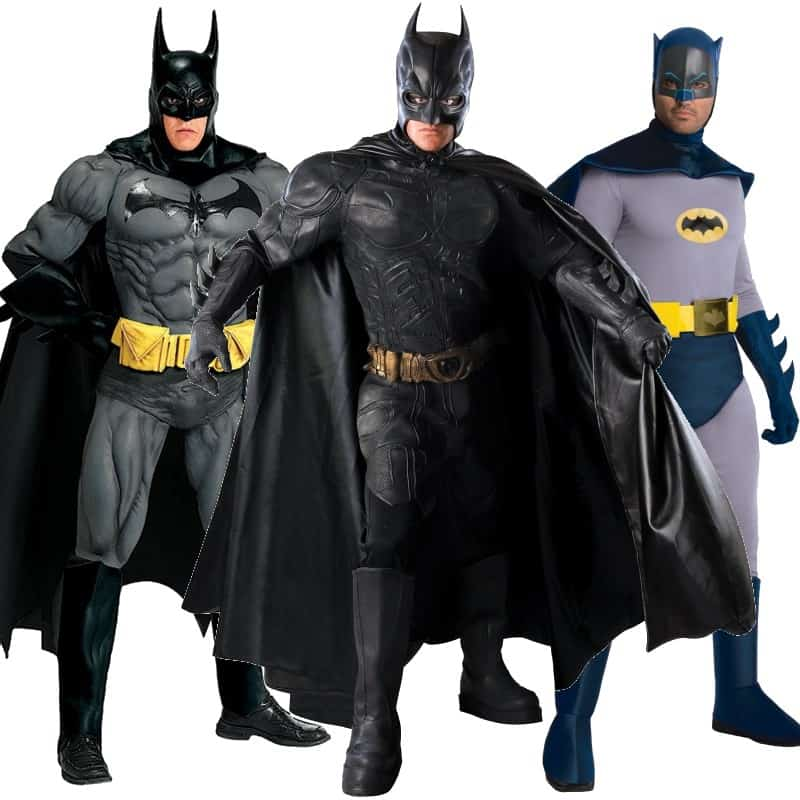 Best Batman Costumes