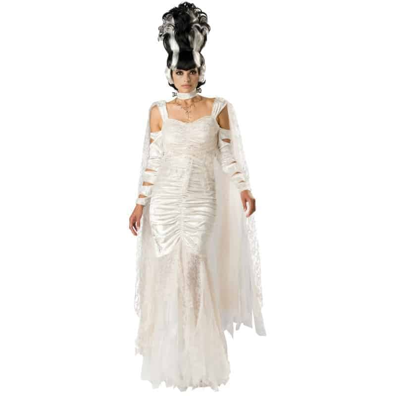 Bride of Frankenstein Costume Ideas For Halloween