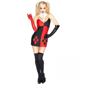 Sexy Harley Qunn Costume