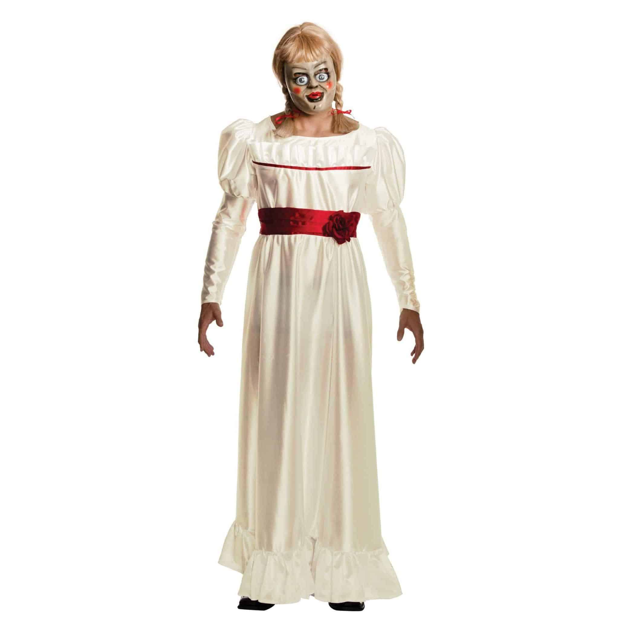 Annabelle Costumes For Halloween, The Conjuring Doll