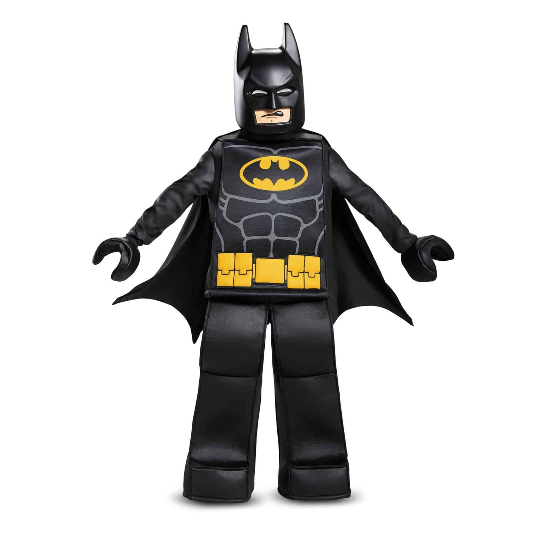 LEGO Batman Movie Costumes For Halloween