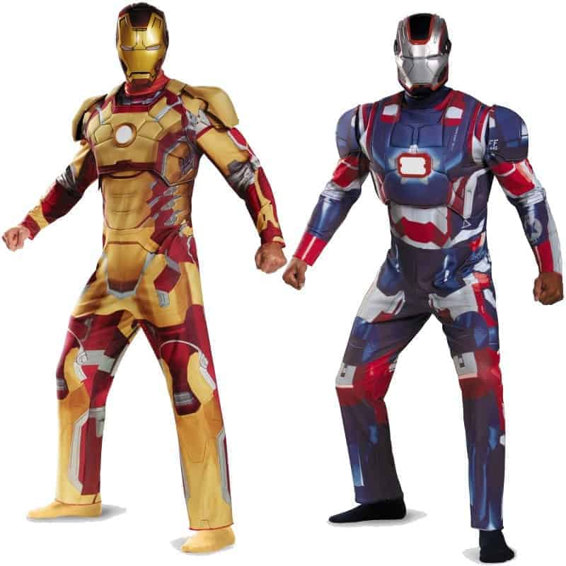 Iron Man 3 Costume For Halloween – Men, Women & Kids