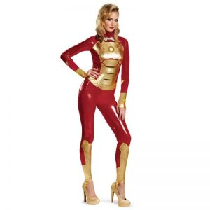Iron Man 3 Mark 42 Bodysuit Costume