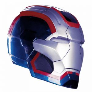 Iron Man 3 Patriot War Machine Helmet