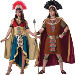 Mayan Costume