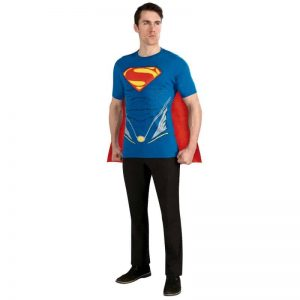 Superman Man of Steel Adult Costume Kit