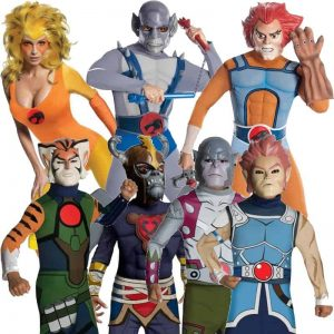 Thundercats Halloween Costumes