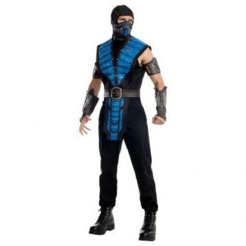 Mortal Kombat X Sub-Zero Costume