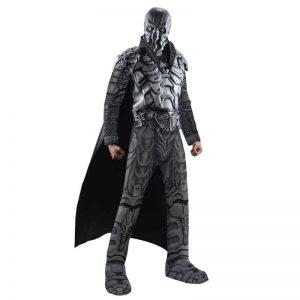 Superman Man of Steel General Zod Hallowee Costume