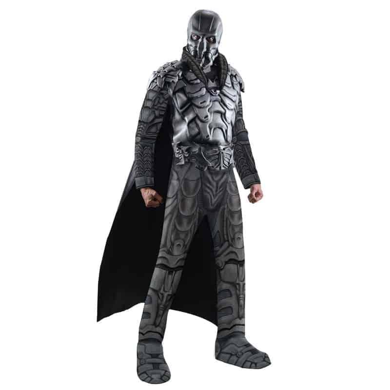 General Zod Halloween Costume