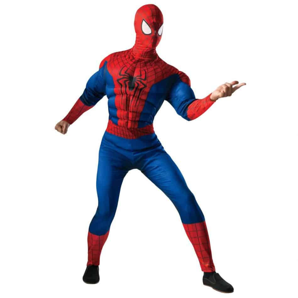 Spiderman Costumes For Halloween