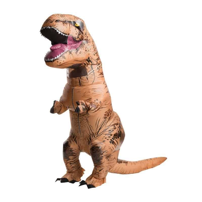 Adult Jurassic World T-Rex Inflatable Costume