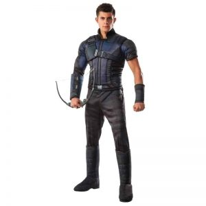 hawkeye civil war costume