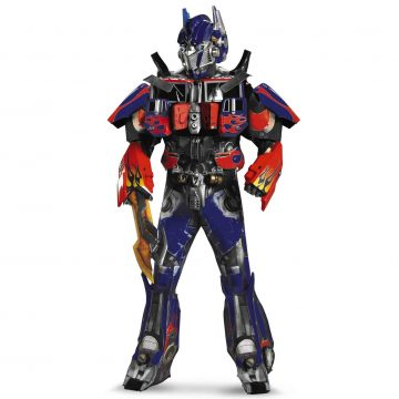 Transformers Last Knight Halloween Costumes
