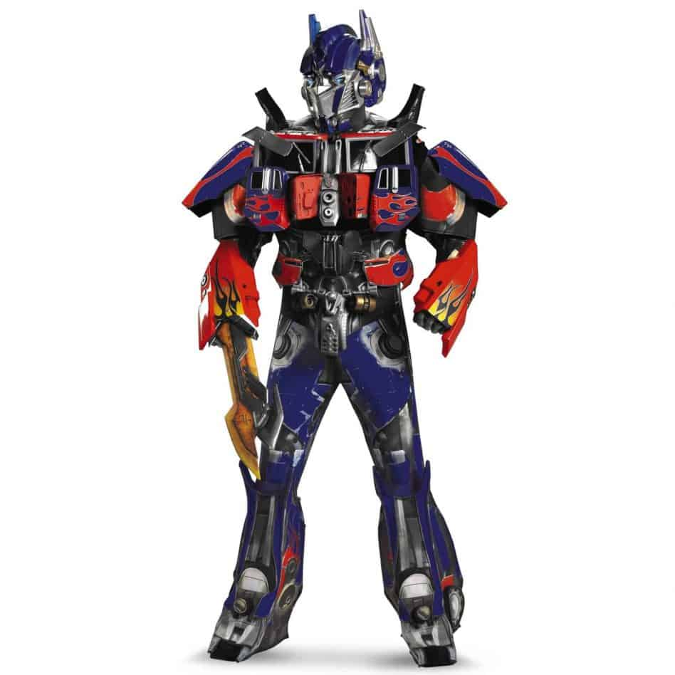 Transformers: The Last Knight Costumes For Halloween