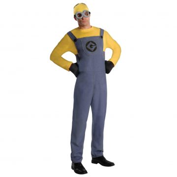 Despicable Me 3 Halloweern Costumes