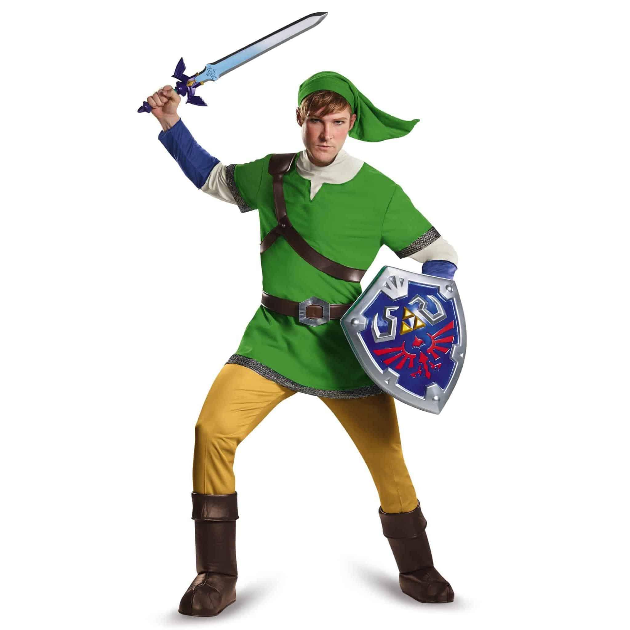 Legend of Zelda Costumes For Halloween