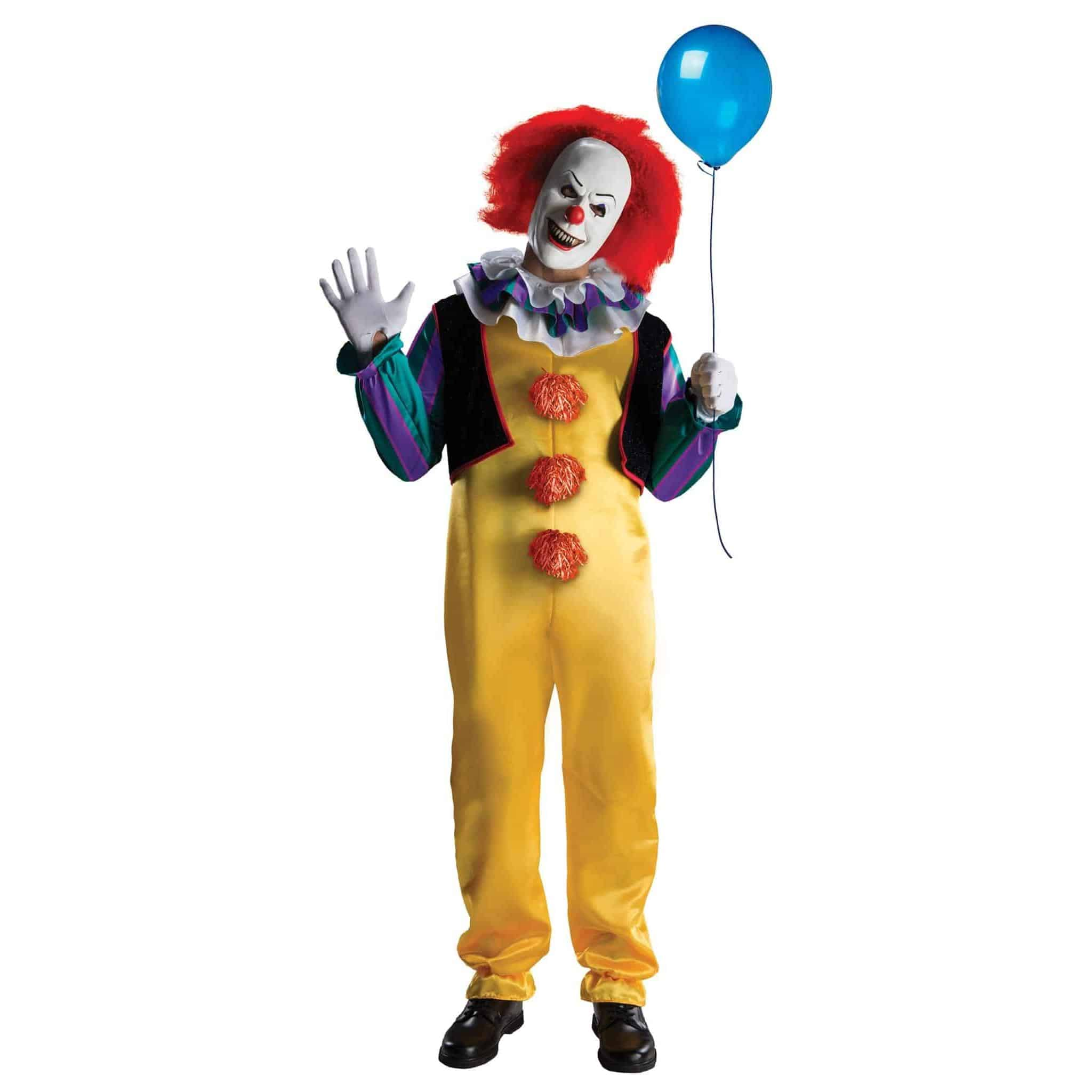 IT Pennywise Costumes For Halloween