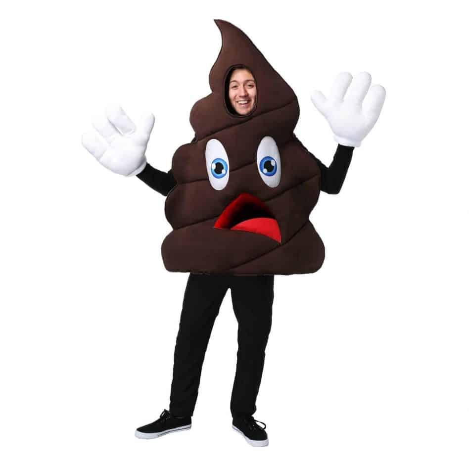 Emoji Costumes For Halloween
