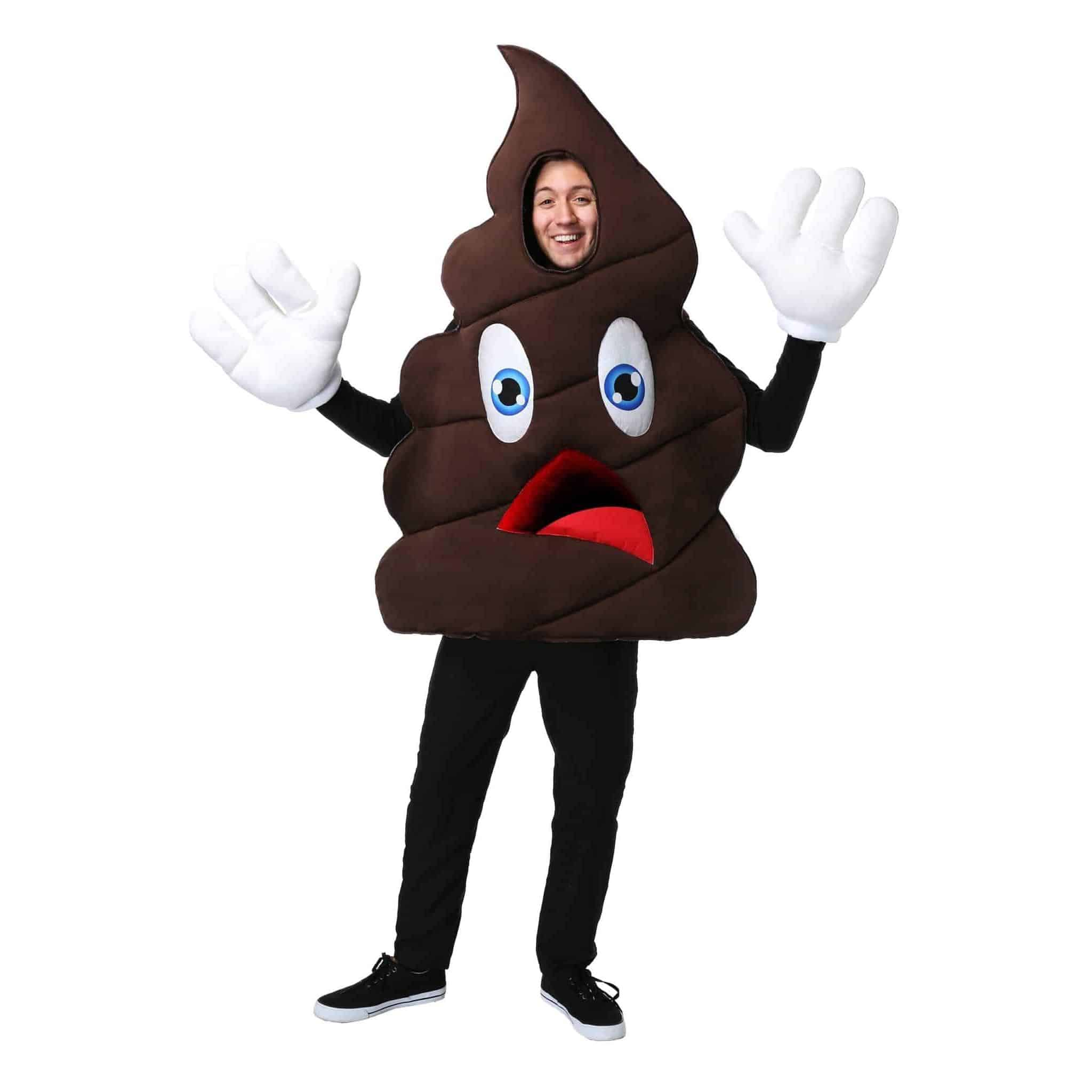 Emoji Costumes For Halloween
