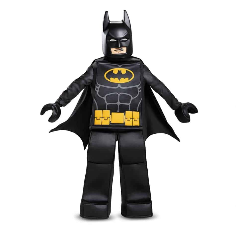 LEGO Batman Movie Costumes For Halloween