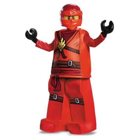 LEGO Ninjago Costumes For Halloween