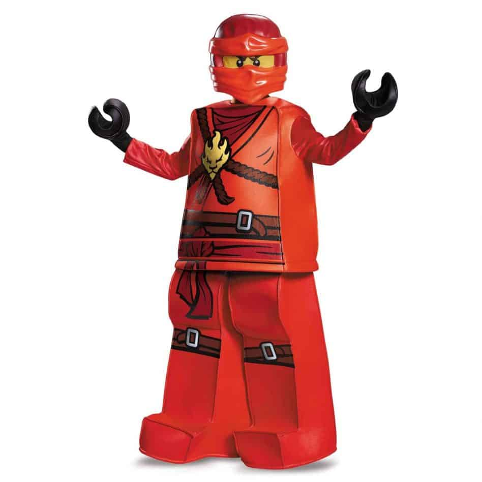 LEGO Ninjago Costumes For Halloween
