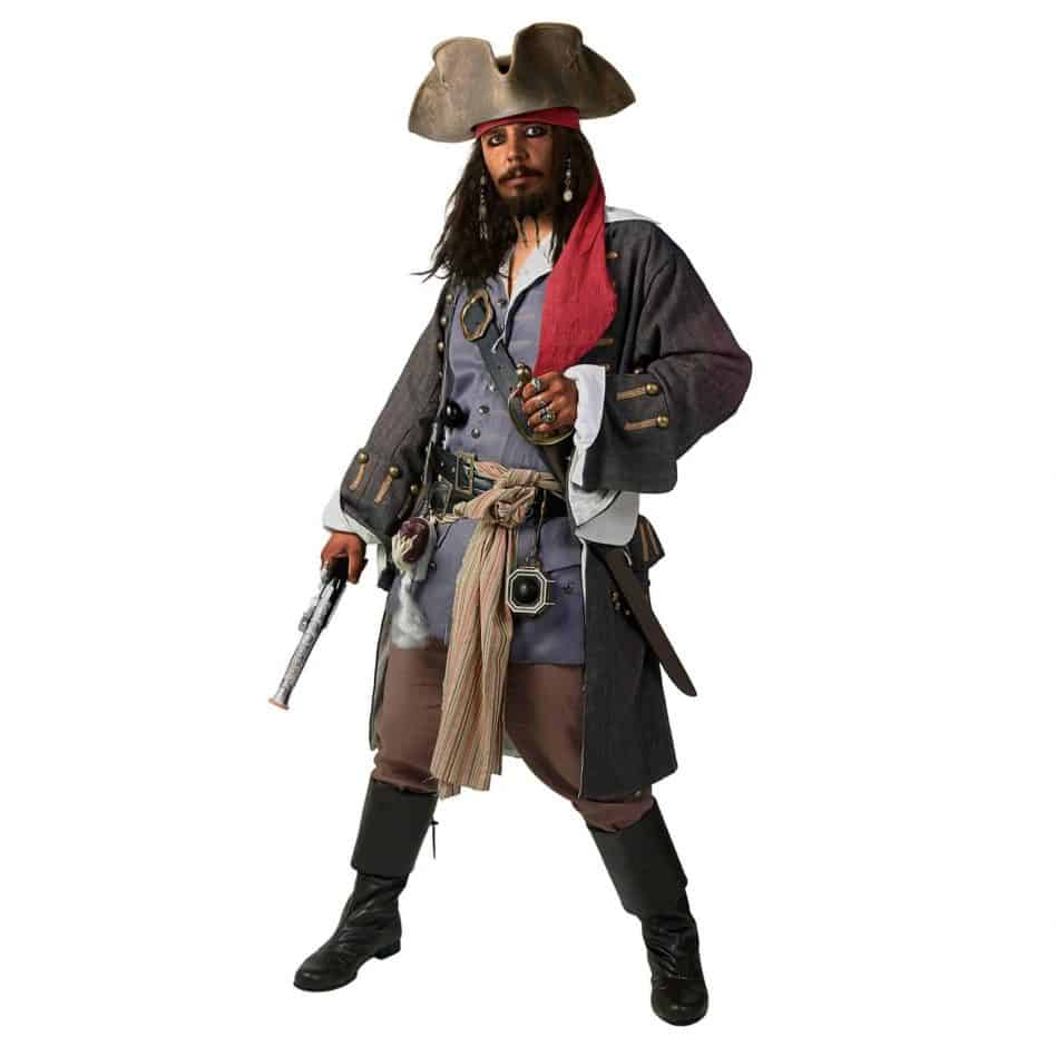 Pirates of the Caribbean Costumes For Halloween