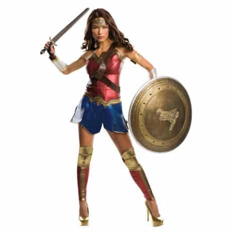 Wonder Woman Costumes For Halloween